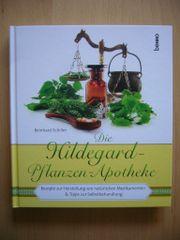 Buch Die Hildegard-Pflanzen-Apotheke Heilpflanzen Medikamente