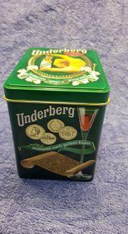 Underberg Blechdose Collection 1999 2005