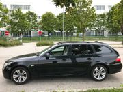 Gepflegter BMW 520i Touring zu