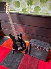 Harley Benson E-Bass Verstärker