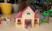 Playmobil CityLife Tierklinik mit Gehegen