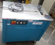 Halbautomatische Umreifungsmaschine TP201 sehr guter