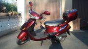 Roller Kymco 125er