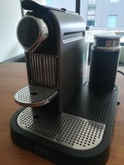Nespresso Turmix Citiz Milk TX