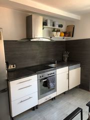 Küche Küchenzeile Küchengeräte