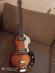 Höfner 500-1 B Violin Bass