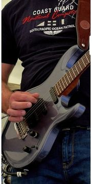 Lead Solo Gitarrist sucht Pop