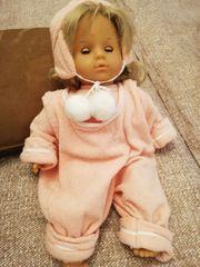 Zapf-Puppen mit Schlafaugen sehr alt