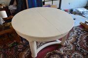 Schöner Weißer Tisch XL mit