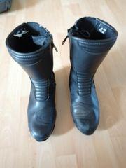 Motorrad Stiefel Größe 42 LW