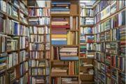 Wer verschenkt seine Bücher - hole