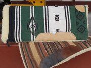Pad Satteldecke Blanket Decke Western