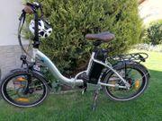 Klappfahrrad E-Bike 20 Zoll