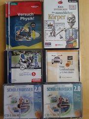 Wissen CD s für Schüler