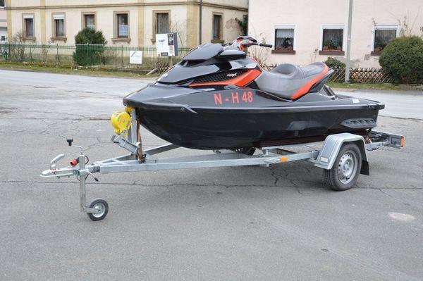 Jet Ski Seadoo RXT mit