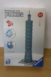 3D Puzzle 216 Teile - Taipei