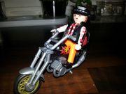 Playmobil Motorrad Shopper