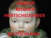 Ankauf Meissen Hentschelkinder Figuren Kauf