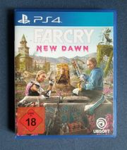 PS4 Spiel Far Cry New