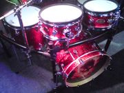 Drumtec Diablo Red Sparkle Profi