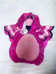 Flamingo Baby Mädchen Kostüm Fasching