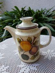 Neuwertige nostalgische Tee Kaffeekanne