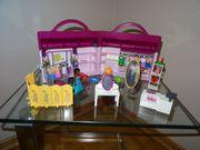 Modeboutique von Playmobil im Koffer