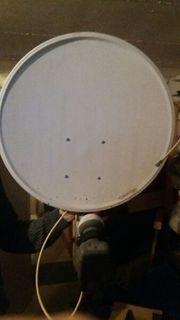 Satellitenschüssel günstig abzugeben