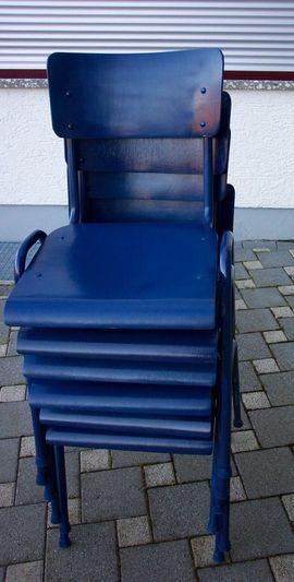 6 x Stapelstühle Stühle Stuhl: Kleinanzeigen aus Gaildorf - Rubrik Büromöbel