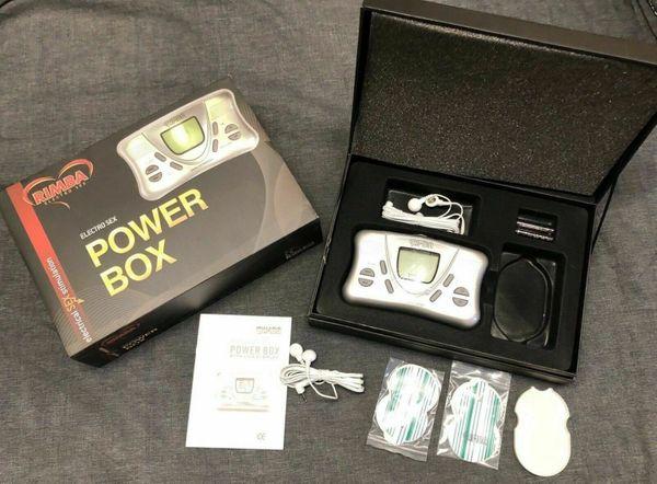 Rimba Powerbox 880 DualChannel Electro