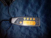 Massage matte mit Wärmeregulierung