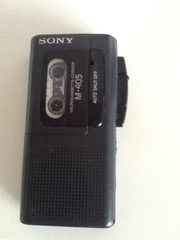 diktiergerät von Sony Mit sprachsteuerung