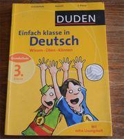 Duden Deutsch 3 Klasse Übungsbuch