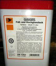 CLOUCRYL Hochglanzlack Härter DD-Verdünnung 29