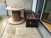 Palettenmöbel Gartenmöbel Sitzgruppe Tisch