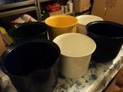 Keramikübertöpfe