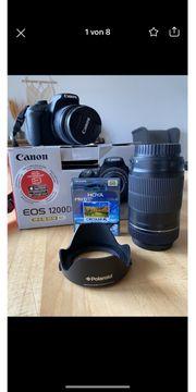 Canon EOS 1200D Kit mit