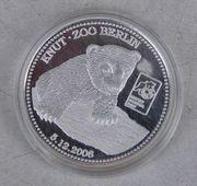 Medaille - Münze Knut geb 05