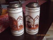 Bierkrüge Brauerei Schönberger