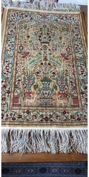 Türkischer Hereke Antik Vintage