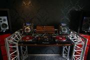 DJ Pult Bühnentisch Global Truss