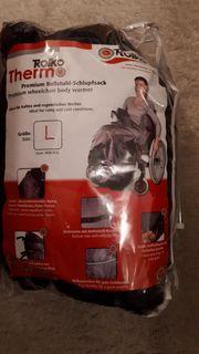 Rollstuhl Schlupfsack Premium