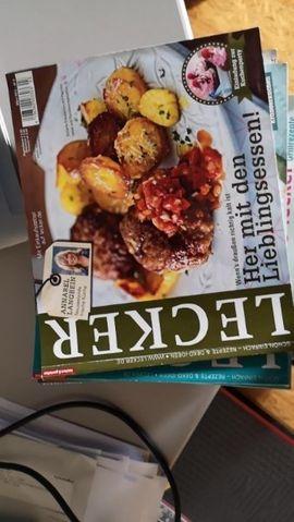 lecker Zeitschriften: Kleinanzeigen aus Seubersdorf Ittelhofen - Rubrik Zeitschriften, Magazine