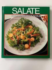 Kochbuch Salate - herzhaft zart und