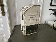 Kiste Box für Infrarot FahrergerätVers
