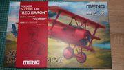 Meng Model Fokker Dr I