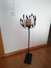 KERZENSTÄNDER Metall 80cm