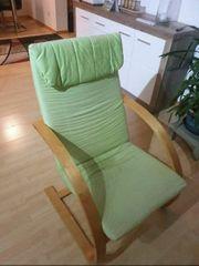 Verkaufe gemütlichen Sessel