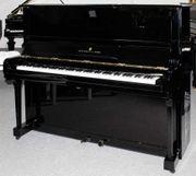 Klavier Steinway Sons 132K schwarz