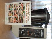 Verkaufe Termomix 3300 mit Kochbuch